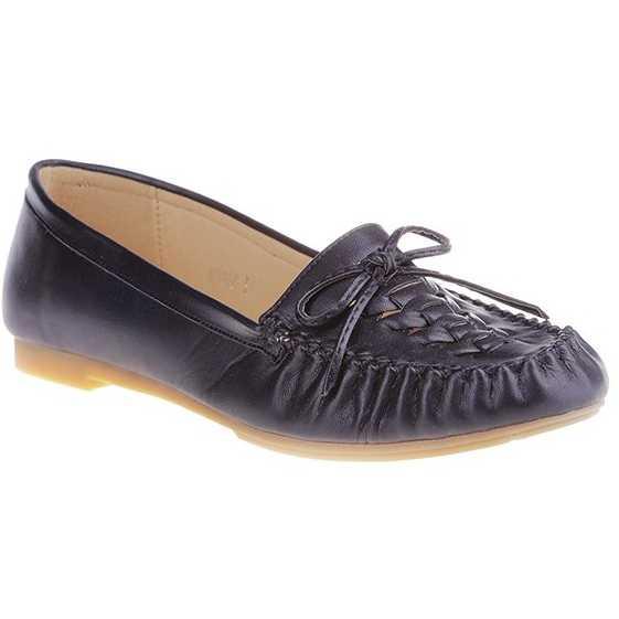 Mocasini Doria black