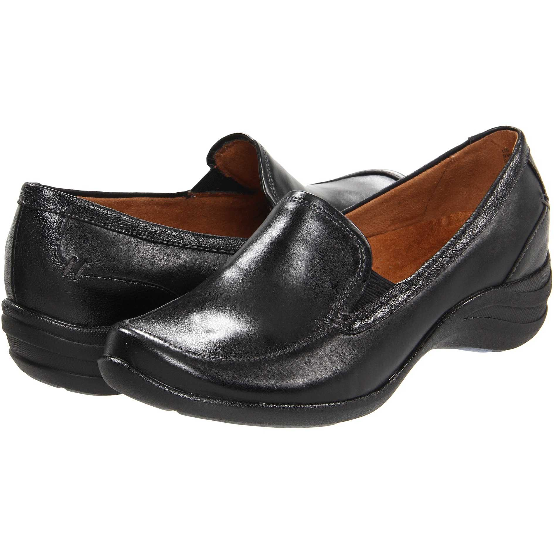 Mocasini dama Hush Puppies Epic Loafer Black Leather