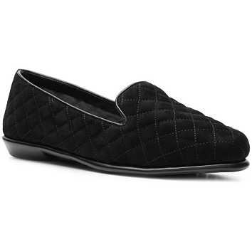 Mocasini femei Aerosoles Solid Bet Loafer Black