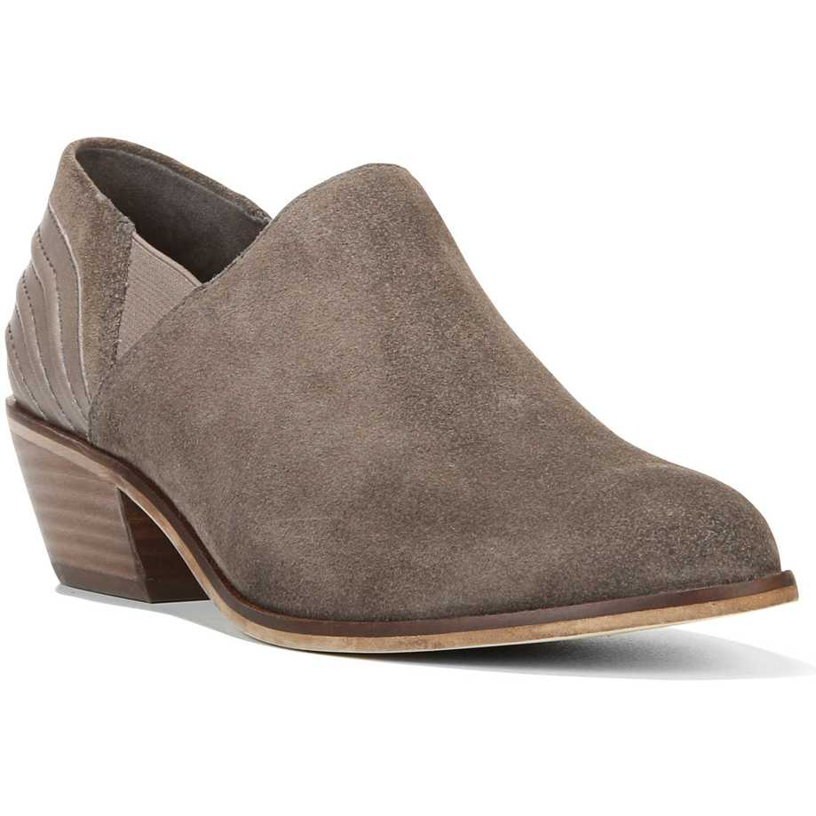 Mocasini dama Dr. Scholl's Original Collection Jassy Brushed Nickel Suede