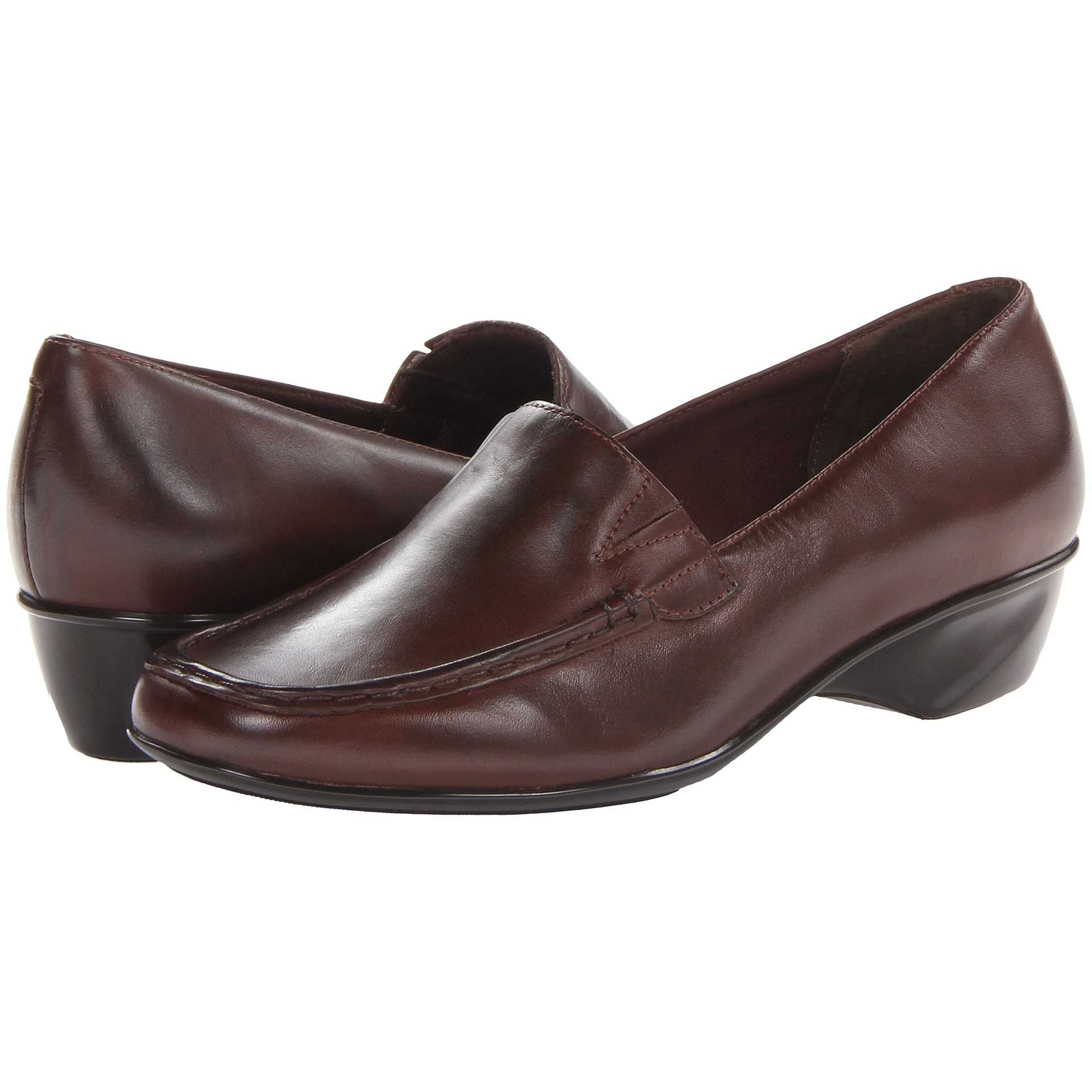 Mocasini dama Walking Cradles Terrace Tobacco Cashmere Leather