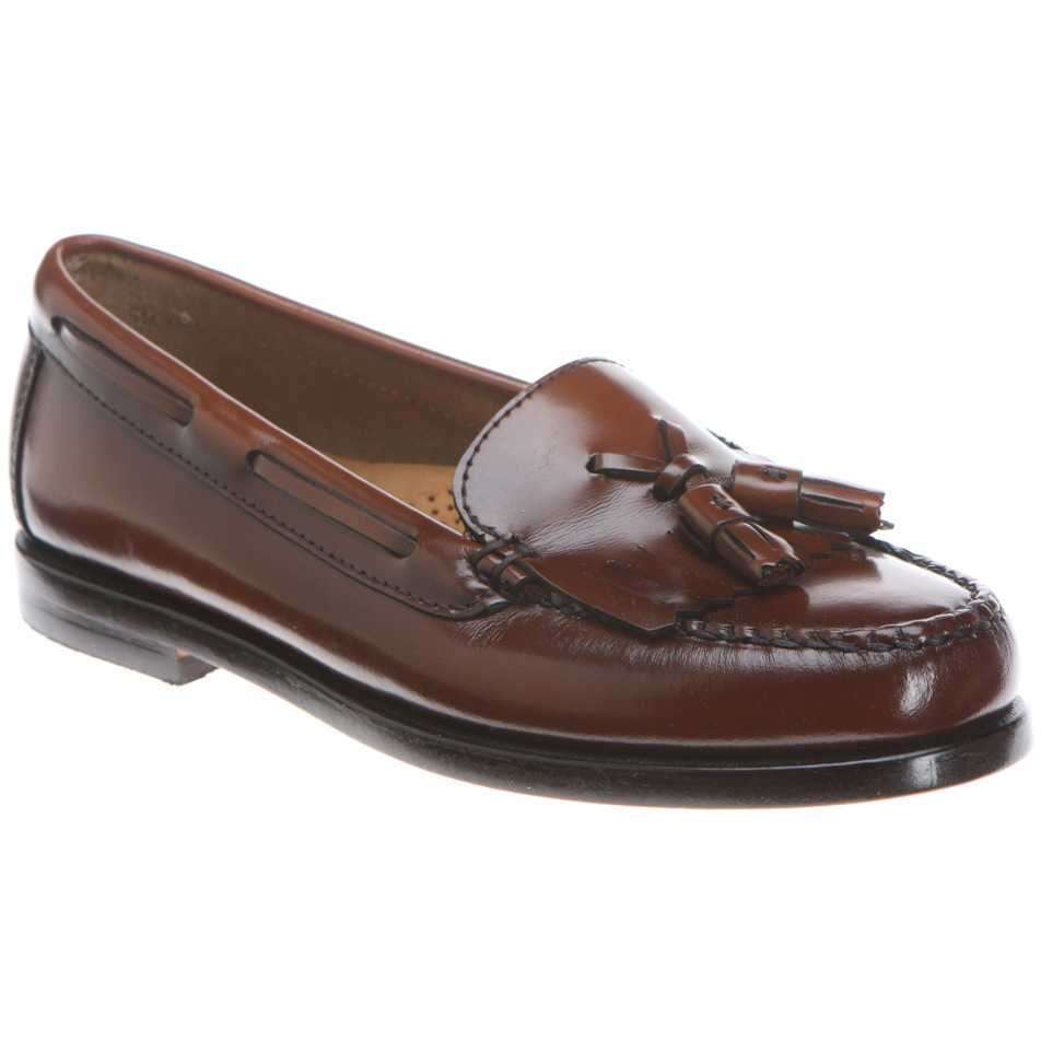 Mocasini dama Bass Washington Karikole Box Leather