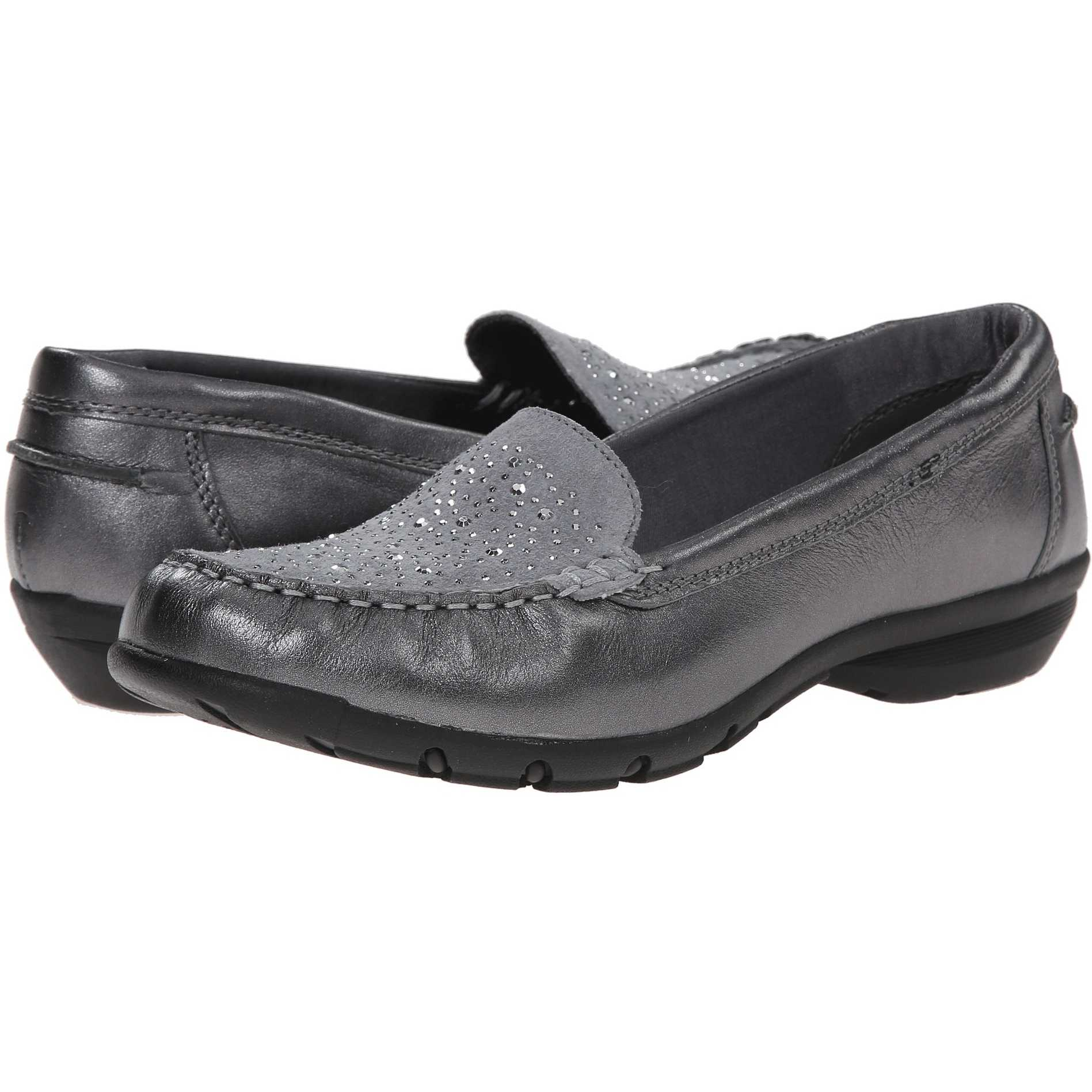 Mocasini dama SKECHERS Relaxed Fit - Career - Fabulous Advice Pewter