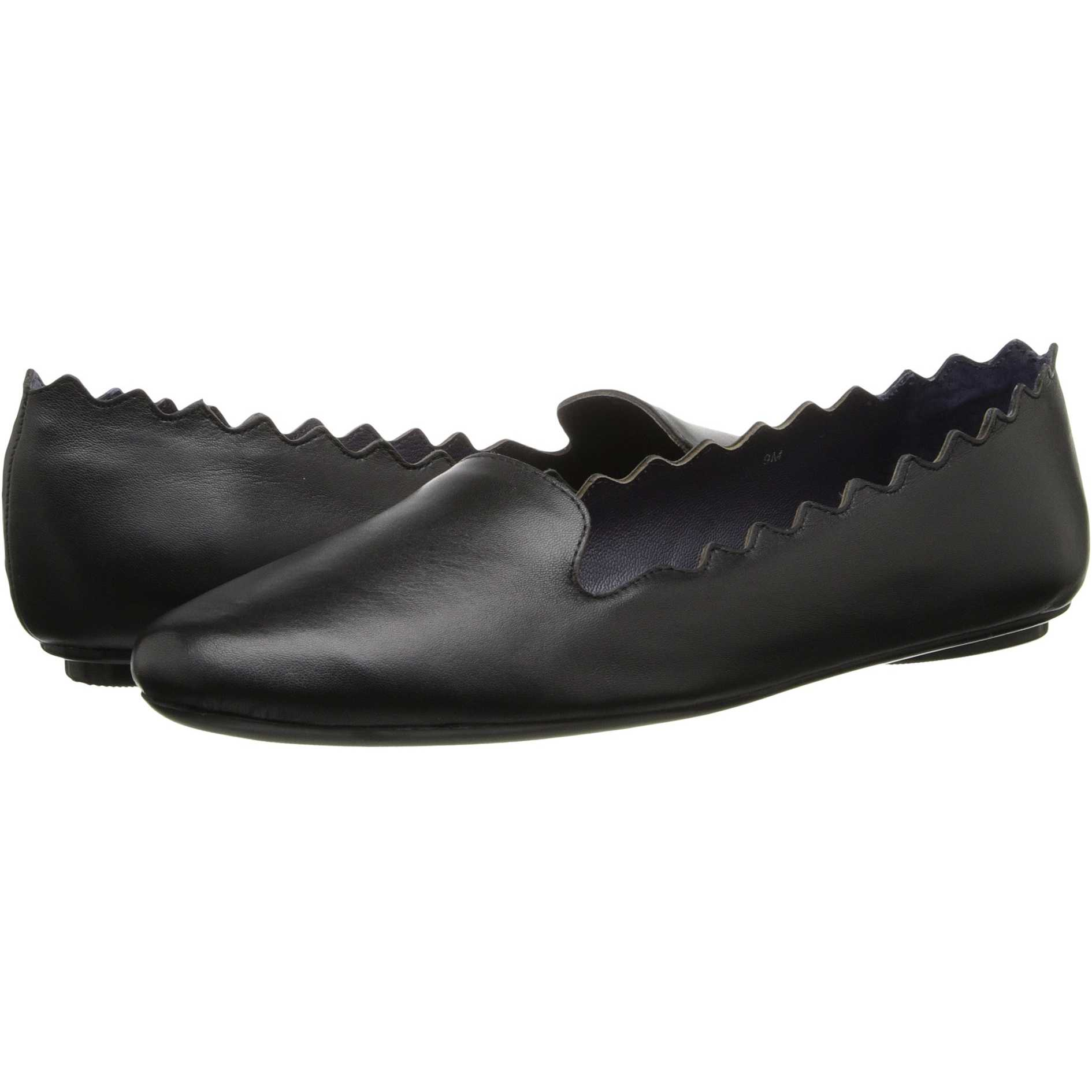 Mocasini dama Vaneli Bibbie Black Nappa Leather