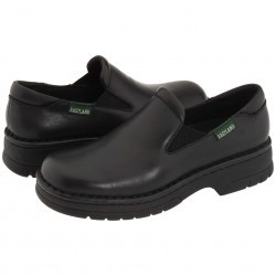 Mocasini dama Eastland Newport Black Leather