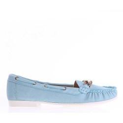 Mocasini dama Combs azul