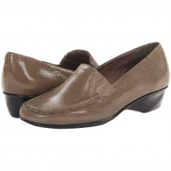 Mocasini dama Walking Cradles Terrace Light Taupe Lizard