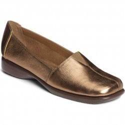 Mocasini dama Aerosoles Fabrication Bronze Leather